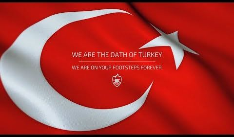 We Are The Oath Of Turkey