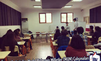 MODEL UNITED NATIONS (MUN) STUDIES IN JALE TEZER ANATOLIAN AND SCIENCE HIGH SCHOOL
