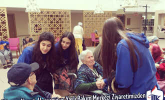 Our Visit To Ihlamur Konaği Nursery House and The Elderly Care Center