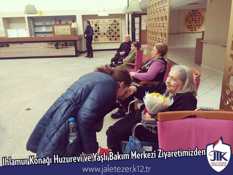 Our Visit To Ihlamur Konaği Nursery House and The Elderly Care Center 4