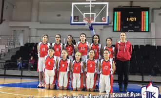 Kız Basketbol Takımımızın Grup Maçları Tüm Heyecanıyla Devam Ediyor